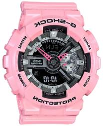 G-Shock Women's Analog-Digital Pink Bracelet Watch 49x46mm