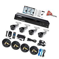 Lorex 4 Channel HD Analog DVR with 1TB HDD, 4x1080p Cameras