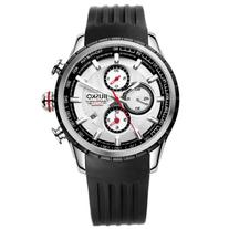 Jiusko Men's Analog Quartz Tachymeter Chronograph Sport