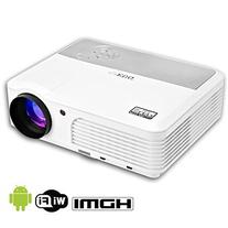 EUG Android Projector High Definition LED LCD Wireless