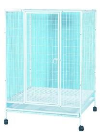 YML 35-Inch Small Animal Cage with Wire Bottom Grate and