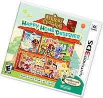 Animal Crossing:  Happy Home Designer Bundle  - 3DS