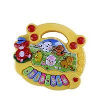 Kids Animal Farm Plastic Electronic Piano Educational Music