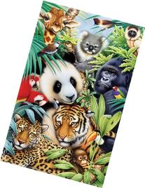Animal Magic 100 pc Jigsaw Puzzle
