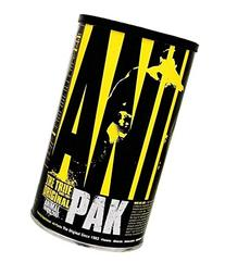Universal Nutrition Animal Pak Sports Nutrition Multivitamin