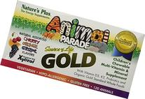 Nature's Plus Animal Parade Gold-Children's Multi-Vitamin