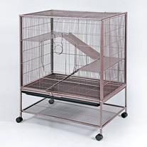 Prevue Hendryx Small Animal Rat and Chinchilla Cage With