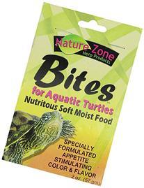 Small Animal Supplies Aquatic Turtle Bites 2Oz