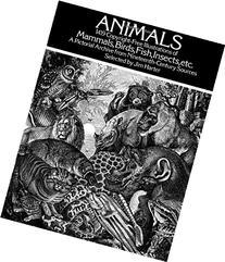 Animals : 1,419 Copyright-Free Illustrations of Mammals,