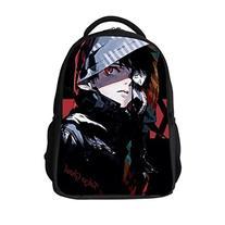 New Anime Tokyo Ghoul Kaneki Ken Supper Cool Backpack School