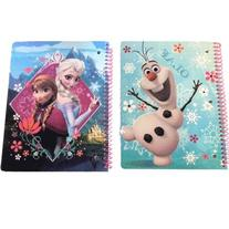 Disney Frozen Anna & Elsa and Olaf  Notebooks Bundle