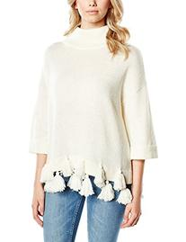 French Connection Women's Annabelle Tassel Elbow Sleeve