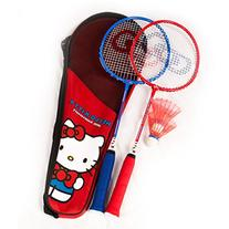 Hello Kitty Sports 40th Anniversary Jr Badminton Racquet Set