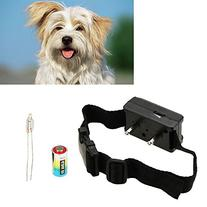 Anti Bark No Barking Tone Shock Control Training Collar for