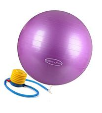 BalanceFrom Anti-Burst and Slip Resistant Fitness Ball with