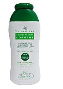 ReviTeaLize Natural Anti-Dandruff shampoo, with Gren Tea &