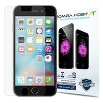 iPhone 6S Screen Protector, Tech Armor Matte Anti-Glare/Anti