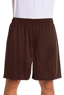 Badger Men's Anti Microbial Moisture Performance Short,