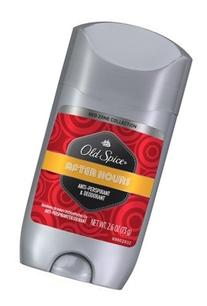Old Spice Anti-Perspirant 2.6oz After Hours Solid