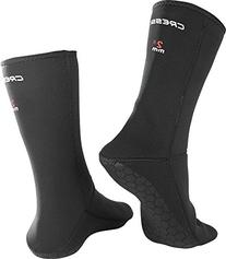 Anti-Slip Socks 2.5mm - Black