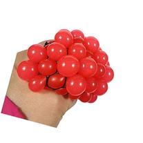 Great Deal Anti Stress Face Reliever Grape Ball Autism Mood