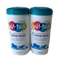 Wet-nap Antibacterial Hand Wipes fresh Scent