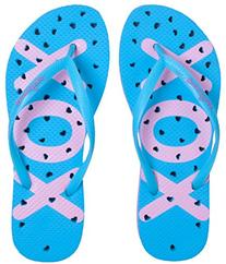Showaflops Women's Antimicrobial Shower & Water Sandals -
