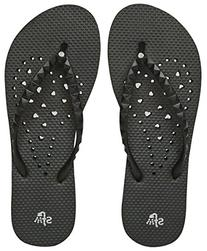 Showaflops Girl's Antimicrobial Shower & Water Sandals -