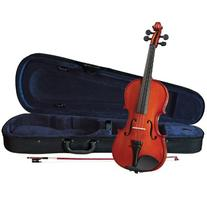 Anton Breton AB-05 Student Violin Outfit  - Traditional Red