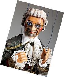 Antonio Salieri Marionette - Handmade Art Puppet