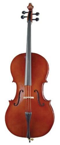 Antonius VC-150-3/4 Student Cello, 3/4 Size