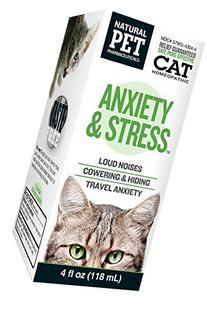 Natural Pet Pharmaceuticals by King Bio Anxiety and Stress