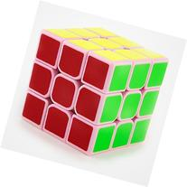MoYu 3x3x3 Aolong GT pink cube puzzle