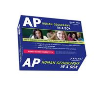 Kaplan AP Human Geography in a Box