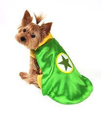 Anit Accessories AP1091-L Superhero Dog Costume, Green