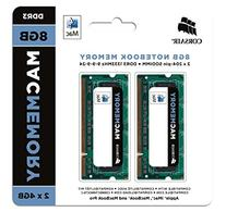 Corsair Apple Certified 8GB   DDR3 1333 MHz  Laptop Memory 1