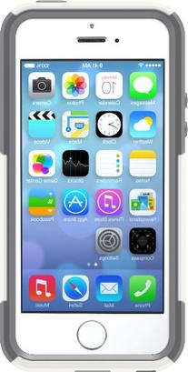 OtterBox COMMUTER SERIES Case for iPhone 5/5s/SE -
