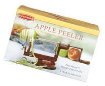 Back To Basics Apple/Potato Peeler Suction Base Cast Iron