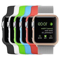Fintie Apple Watch Case 42mm, Ultra Slim Lightweight