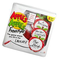 Apples to Apples Freestyle Card Game, Frustration-Free