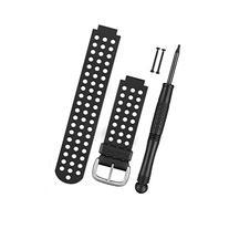 Garmin Approach S6 Watch Band Black-White