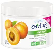 Apricot Scrub Invigorating All Skin Types