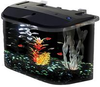 Koller Products Panaview 5-Gallon Aquarium Kit with LED