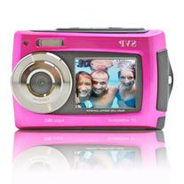 SVP Aqua 5500 Blue 18MP Dual Screen Waterproof Digital