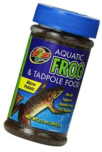 ZOO MED LABS INC ZML FOOD AQUA FROG/TADPOLE 2OZ