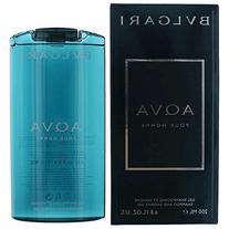 Bvlgari Aqva Shampoo & Shower Gel for Men, 6.8 Ounce