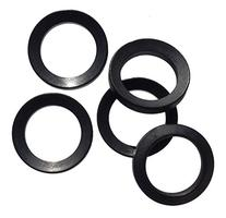 "Opticsking® AR-15 1/2""x28 Thread Steel Crush Washer"