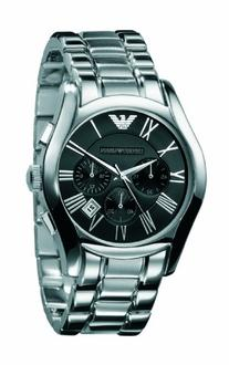 Emporio Armani Men's AR0673 Stainless Steel Chronograph
