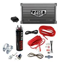 Boss AR2400.4 2400W 4-Ch Car Amplifier + Remote + 2.0 Farad