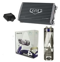 Boss AR3000D 3000W MONO D Car Amplifier + Remote + 3.0 Farad